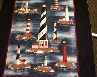 Lighthouse quilt