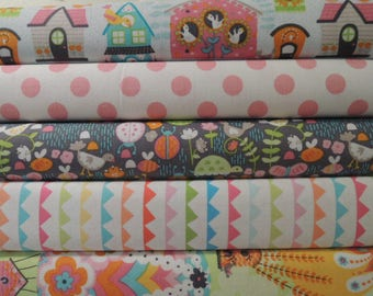 Float and Flitter Rag Quilt Kit, Fabric by Riley Blake , Easy to Make, Personalized, Bin A, Sewing Available