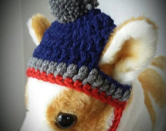 Small dog hat, Chihuahua hat, Yorkie hat + Free Shipping