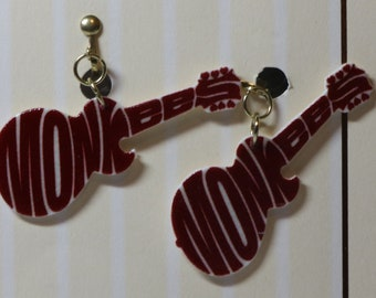 Monkees Logo Earrings