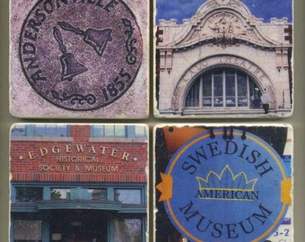 Andersonville Collection 2 - Original Coasters