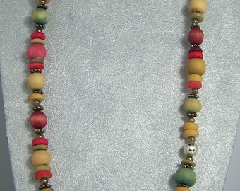 Assorted Colors of Beads