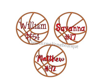 Personalized basketball decal with name | Basketball mom decal | Basketball Decal | basketball car decal | basketball girl decal |