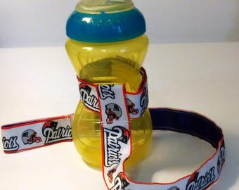 NFL Sippy Cup Straps - Sippy No Slippy