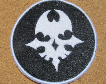 Custom The World ends with you Sew on patch or iron on Patch
