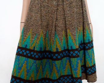 Pleated skirt ANNA SUI 36 - uk size us 4 - 8