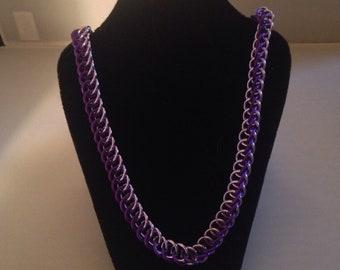 Purple Persian Princess Necklace