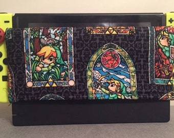 Zelda Nintendo Switch Dock Sleeve