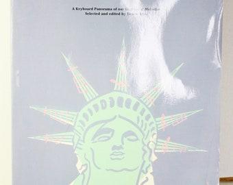 The Joy of American Classics; Keyboard Panorama Sheet Music Book by Denes Agay