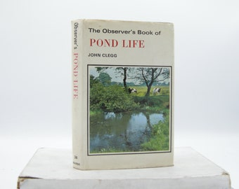 The Observer's Book of Pond Life (Vintage, Nature)