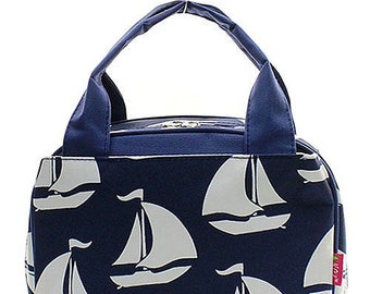 Very Nautical lunch bag | Etsy DR64