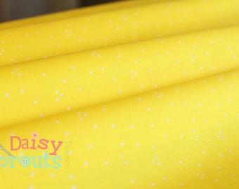 Sugar Lemon Zest Yellow - Riley Blake Designs - 1/2 Yard