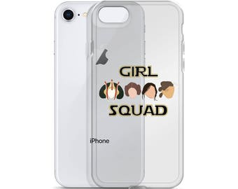 Star Wars iPhone Case Girl Squad iPhone Case