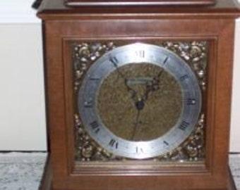 Vintage Seth Thomas Mantle Clock-Legacy Acrotyne