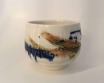 Tea bowl , chawan
