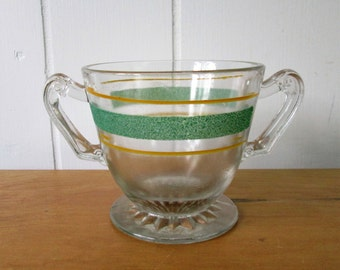 vintage Kent sugar bowl
