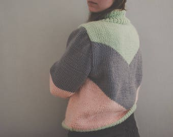 FLCTY Sweater Pattern #3 – looking kind of retro