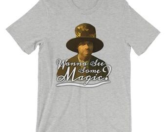Official Magic Man T-Shirt | Wanna See Some Magic?