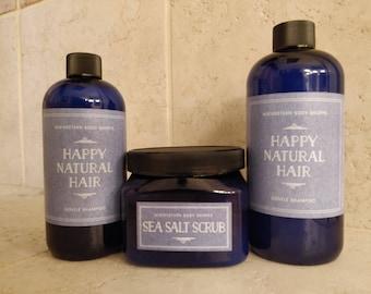 Sea Salt Scrub (4 ounces)