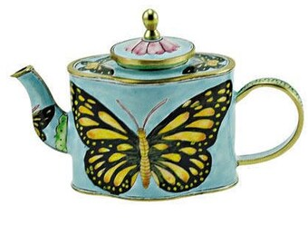 Mini Kelvin Chen teapot- Butterfly