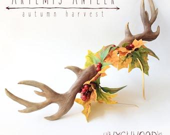 Autumn Harvest - Artemis Antler