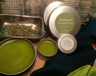 Herbal Salve --- Boo Boo Cream