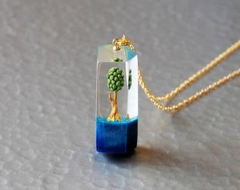 Un arbre fructueux. Blue - 14kgf chain
