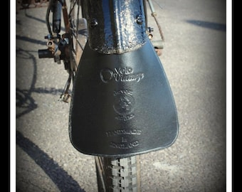 "Vintage style Velo Vintage  Bicycle Mud Flap**""20% off while stocks last**"