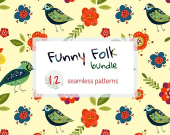 Funny patterns