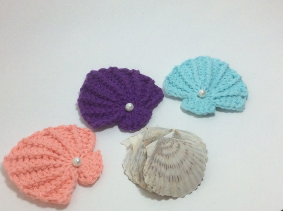 Crochet Pattern Seashell Pdf Textured Seashell Pattern