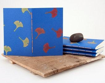 Mini Gingko Notebook