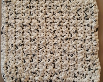 Crochet cotton cloth