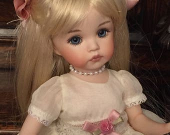 "10"" Porcelain Doll"