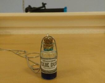 Fairy Dust Bottle Necklace