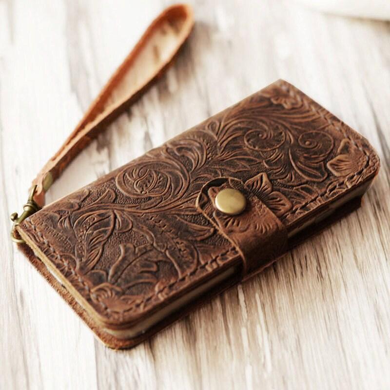 leather iphone 7 plus cases