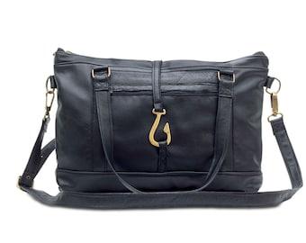 MARO Hand Made Leather Bag, Crossbody Bag, Shoulder Bag, Adjustable Strap, Tote Bag, Handbag