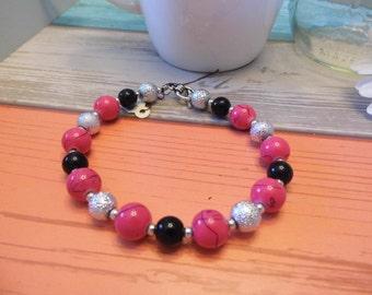 Stacked Bead Bracelet