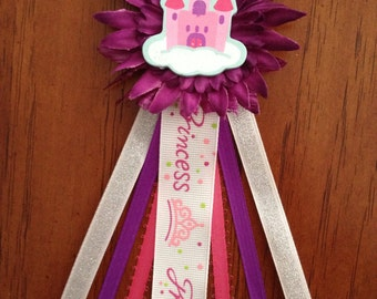 Princess Children's Birthday Corsage