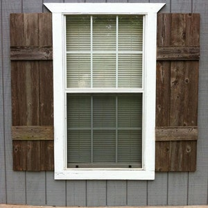 Exterior shutters   Etsy