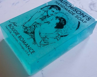 Gift soap: for bougie romance