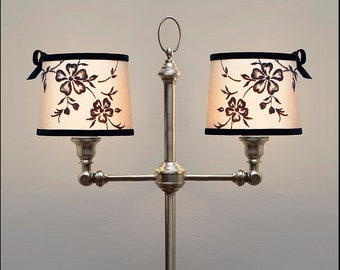 """Lamp Shade, Chandelier Sconce: """"Marquisette"""""""