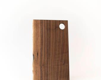 Cutting board, cutting board, breakfast board, Choppingboard, gift, wood cutting Board, walnut Breakfast Board, Brotholz