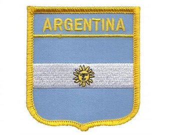 Argentina Patch (Iron on)
