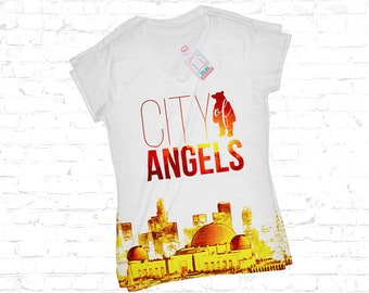 City of Los Angeles Griffith Park V-Neck