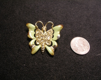 Enamel Butterfly(993)