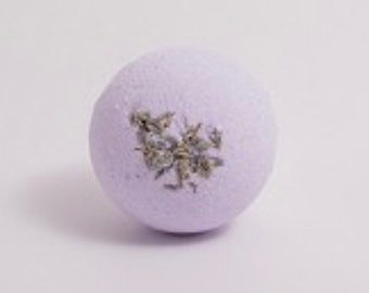 Fizzy Bath Bomb | Made With Lavender Essential Oil