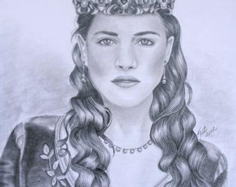 Morgana II-Katie McGrath