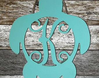 Turtle Letter -Free Shipping - Fast Shipping-