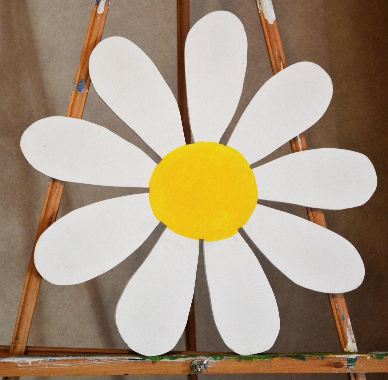 Modern Daisy Wall Decor Photos - The Wall Art Decorations ...