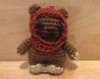 Crochet Star Wars Ewok